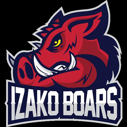 Izako-boars